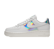 Nike Women's Air Force 1 Lo Summit White/Metallic Silver