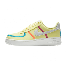 Nike Women's Air Force 1 '07 LX Life Lime/Photon Dust-Laser Blue