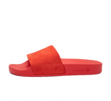 Adidas Women's Adilette Action Red/White