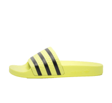 Adidas Women's Adilette Ice Yellow/Core Black
