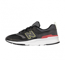 New Balance CM997HRZ Black/Magnet/Red