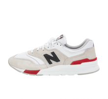 New Balance CM997HVW NB White/Team Red