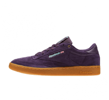 Reebok Club C 85 MU Deep Purple/Malachite Lite
