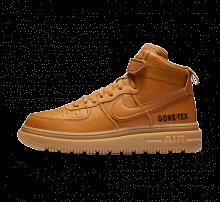 Nike Air Force 1 GTX Gore-Tex Boot Flax/Wheat-Gum Light Brown