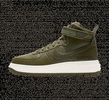 Nike Air Force 1 GTX Gore-Tex Boot Medium Olive/Seal Brown