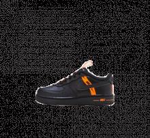 Nike Force 1 LV8 TD Black/Total Orange