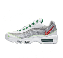 Nike Air Max 95 Recycled Pack White/Classic Green-Electric Green