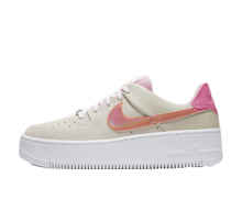 Nike Women's Air Force 1 '07 LX WhiteBio Beige 898889 102