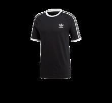 Adidas 3-Stripes T-Shirt Black/White