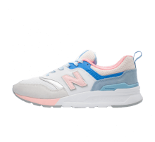 New Balance Women's CW997HBC Arctic Fox/Grey-Pink