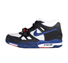 Nike Air Trainer 3 Black/Deep Royal Blue-White