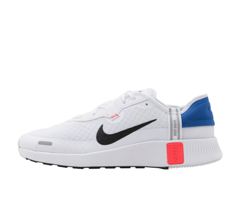 Nike Reposto White/Black-Flash Crimson-Game Royal