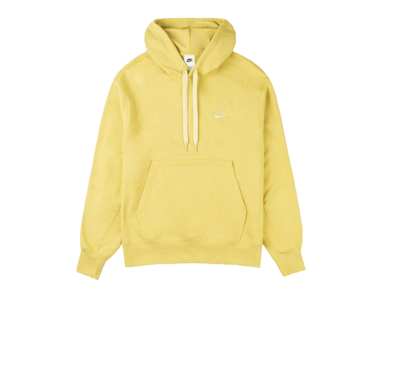 Nike Classic Hoodie Saturn Gold/Lemon Drop