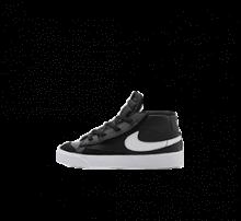 Nike Blazer Mid '77 TD Black/White-Team Orange