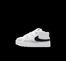 Nike Blazer Mid Crib White/Black