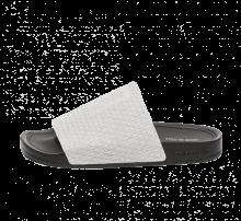 Adidas Women's Adilette Luxe Grey Two/Core Black