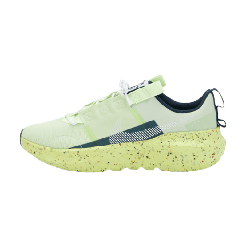 Nike Crater Impact Lime Ice/White-Armory Navy