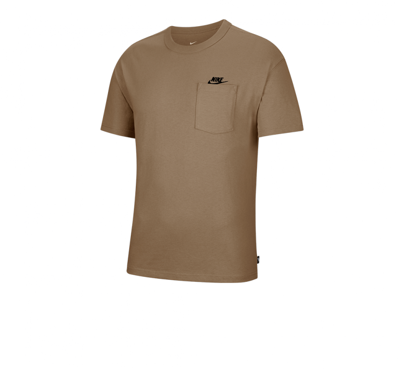 Nike Pocket T-Shirt Premium Essentials Sandalwood/Black