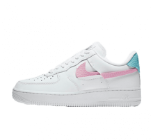 Nike Women's Air Force 1 LXX White/Bleached Aqua-Pink Rise