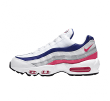 Nike Women's Air Max 95 White/Hyper Pink-Concord-Pure Platinum