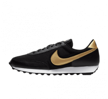 Nike Women's Daybreak Black/Metallic Gold-White