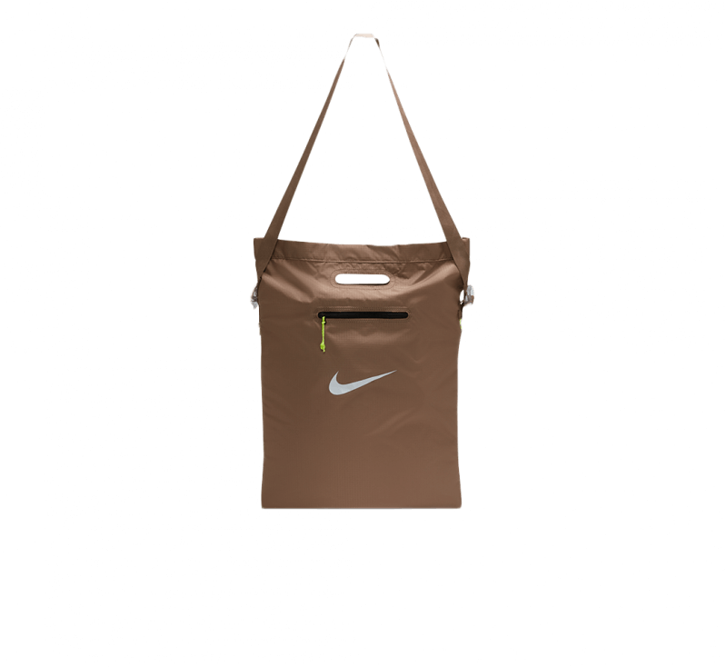 Nike Stash Tote Sandalwood/White
