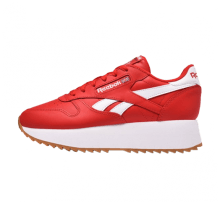 Reebok Classic Leather Double Primal Red/White/Cobalt