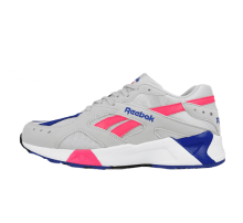 Reebok Aztrek Grey/Acid Pink/Royal White