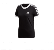 Adidas Women's 3-Stripes T-Shirt Black/White