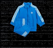 Adidas New Icon Tracksuit Bluebird/White