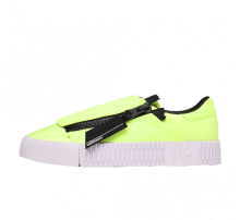 Adidas Women's Sambarose Zip Hi-Res Yellow/Core Black-Cloud White
