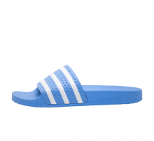 Adidas Adilette Rear Blue/ White