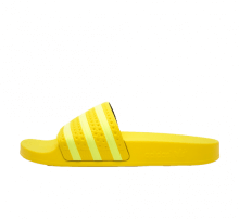 Adidas Women's Adilette Yellow/Semi Frozen Yellow