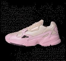 Adidas Women's Falcon Icey Pink/True Pink-Chalk Purple