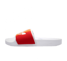 Adidas Adilette Pride Footwear White/Orange-Red