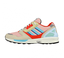 Adidas ZX 8000 Vapour Pink/Clear Aqua-Easy Yellow