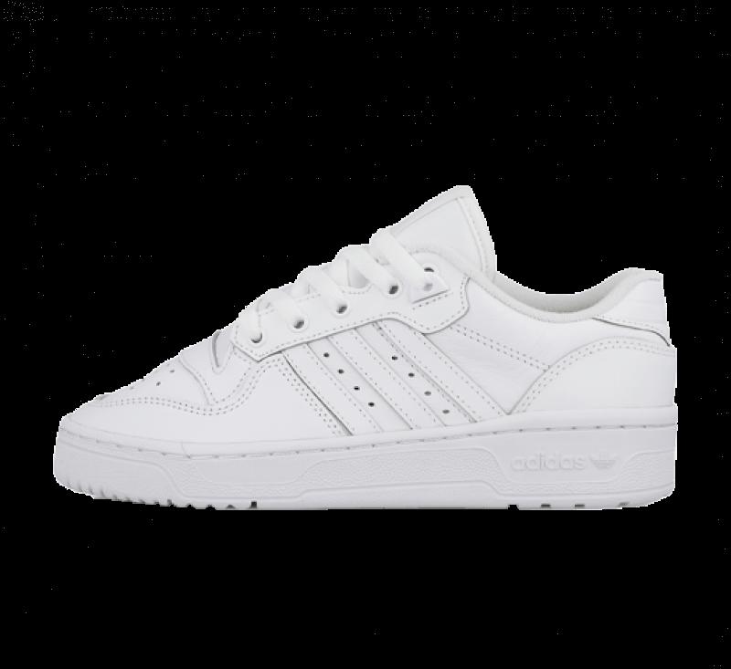 Adidas Rivalry Low Footwear White/Core Black