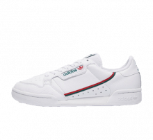 Adidas Continental 80 Footwear White/Core Green