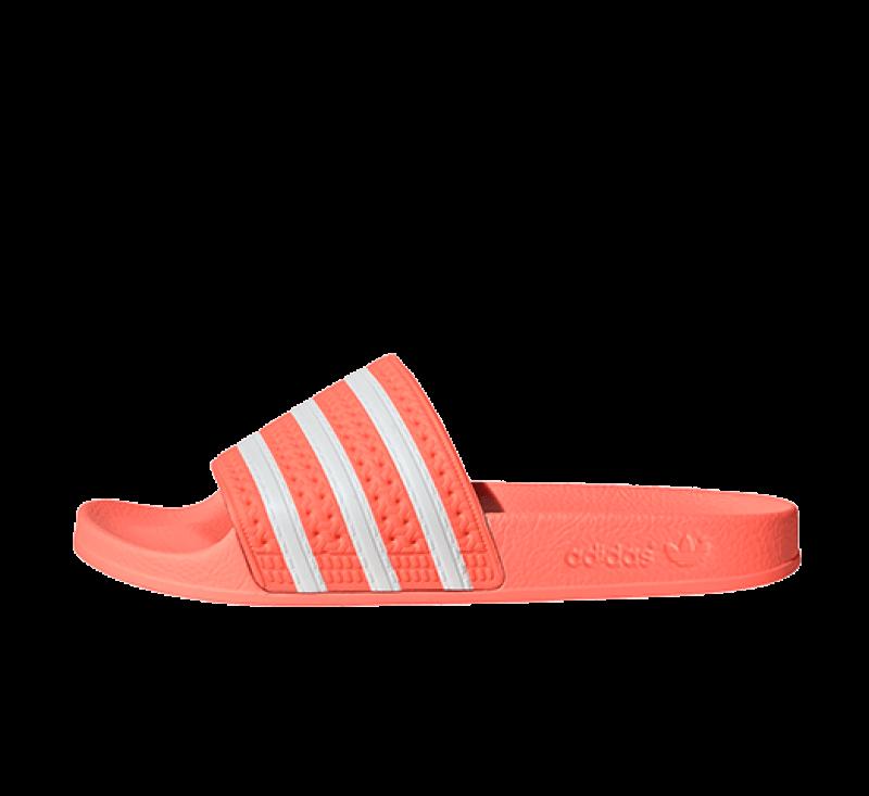 Adidas Adilette Semi Flash Orange/Cloud White