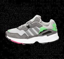 Adidas Yung-96 Grey Two/Grey three/Shock Pink