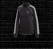Adidas Women's SST Training Jacket Black/White