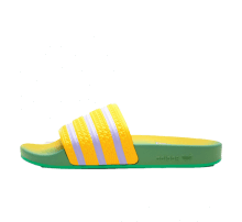 Adidas x Arizona Iced Tea Adilette Yellow/Light Purple-Green