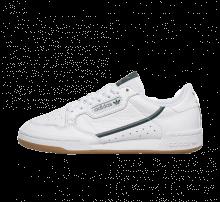 Adidas Continental Cloud White/Grey Three-Collegiate Green