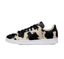Adidas Women's Stan Smith Snakeskin Print/Off White - BD8071
