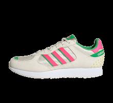 Adidas Women's Special 21 Cream White/Solar Pink-Energy Green