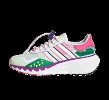 Adidas Women's Choigo Footwear White/Solar Pink-Shock Purple