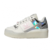 Adidas Women's Forum Bold Off White/True Pink-Core Black