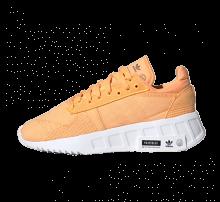 Adidas Geodiver Primeblue Hazy Orange/Footwear White-Core Black