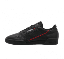 Adidas Continental 80 Core Black/Scarlet