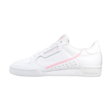 Adidas Women's Continental 80 Footwear White/True Pink